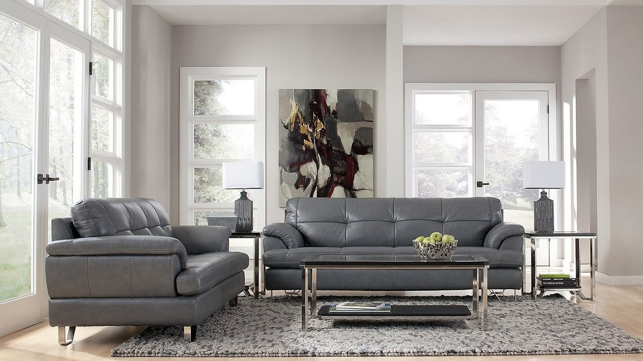 Modern Grey Living Room Decorating Ideas Grey sofa Living Room Ideas