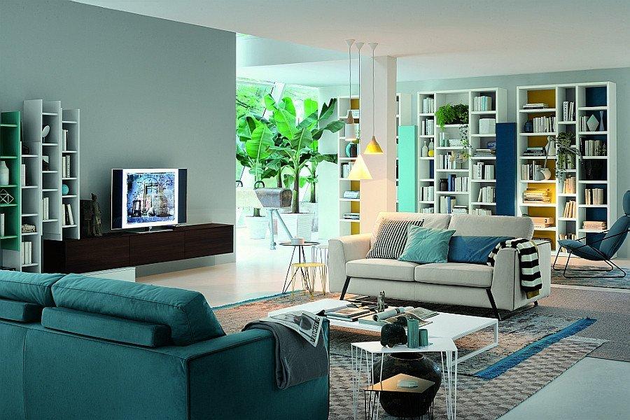 Modern Italian Living Room Decorating Ideas 15 Versatile Modular Living Room Units Trendy