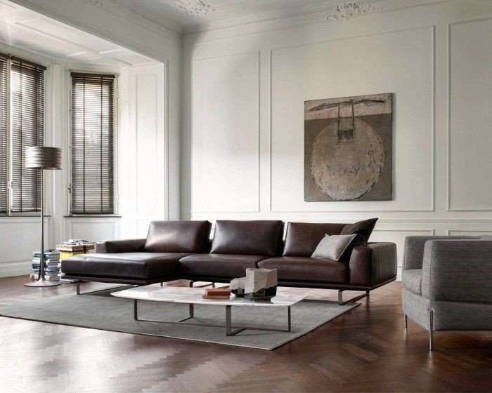 Modern Italian Living Room Decorating Ideas Designer sofa – Tempo