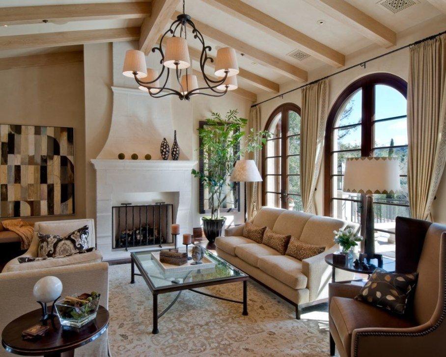 Modern Italian Living Room Decorating Ideas Mediterranean Style Living Room Design Ideas