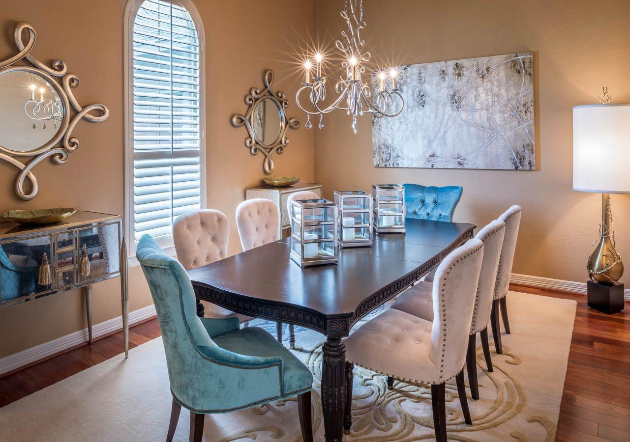 Modern Living Dining Room Decorating Ideas 18 Transitional Dining Room Design Ideas for 2018