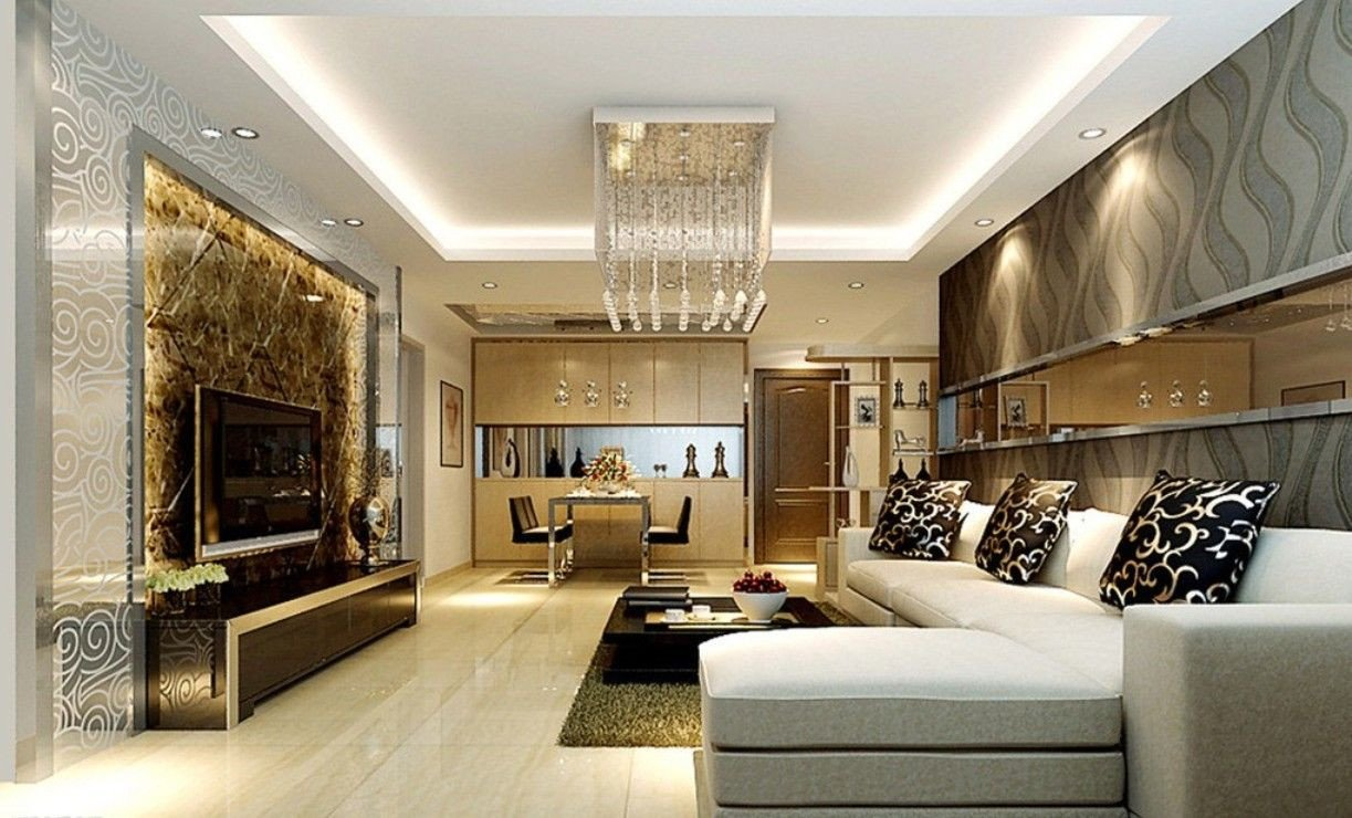 Modern Living Dining Room Decorating Ideas Contemporary Living Rooms
