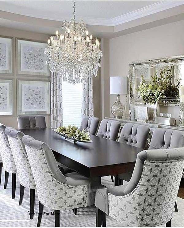 Modern Living Dining Room Decorating Ideas Fantastic Dining Room Decoration Ideas for 2019