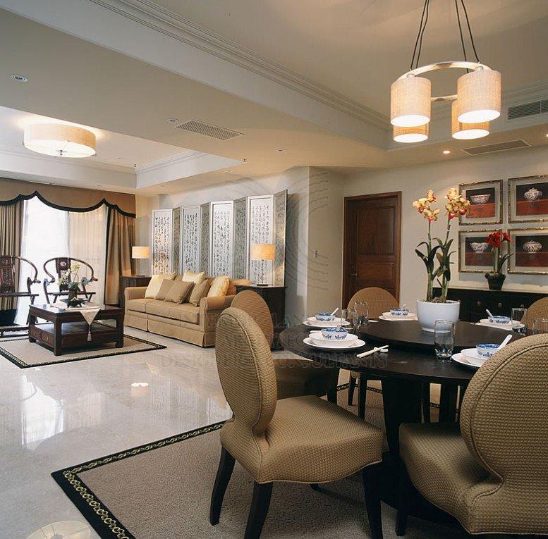 Modern Living Dining Room Decorating Ideas Interior Exterior Plan