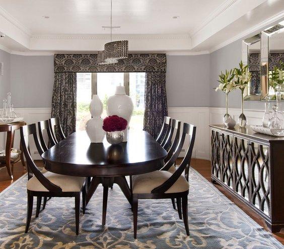 Modern Living Dining Room Decorating Ideas Livable Luxury Dining Room