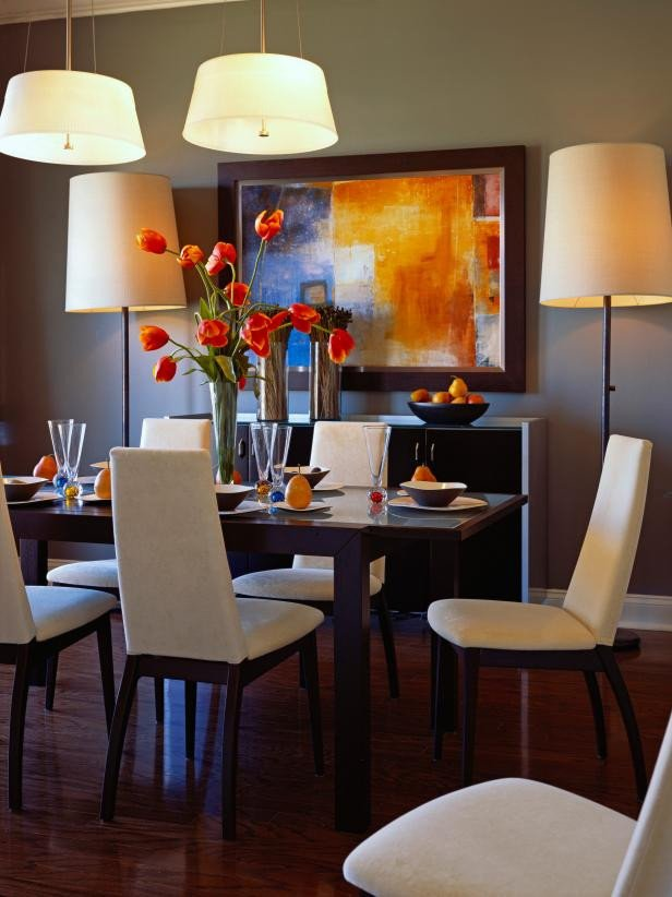 Modern Living Dining Room Decorating Ideas Our Fave Colorful Dining Rooms