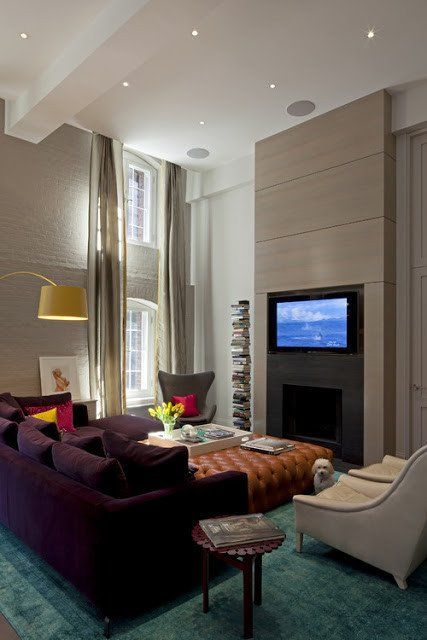 Modern Living Room Decor Ideas Modern Furniture 2014 fort Modern Living Room