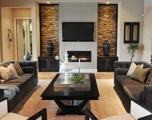 Modern Living Room Decor Ideas Tv and Furniture Placement Ideas for Functional and Modern