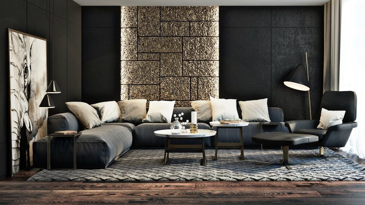 Modern Living Room Decor Ideas Ultra Modern Living Room Design Ideas 2018