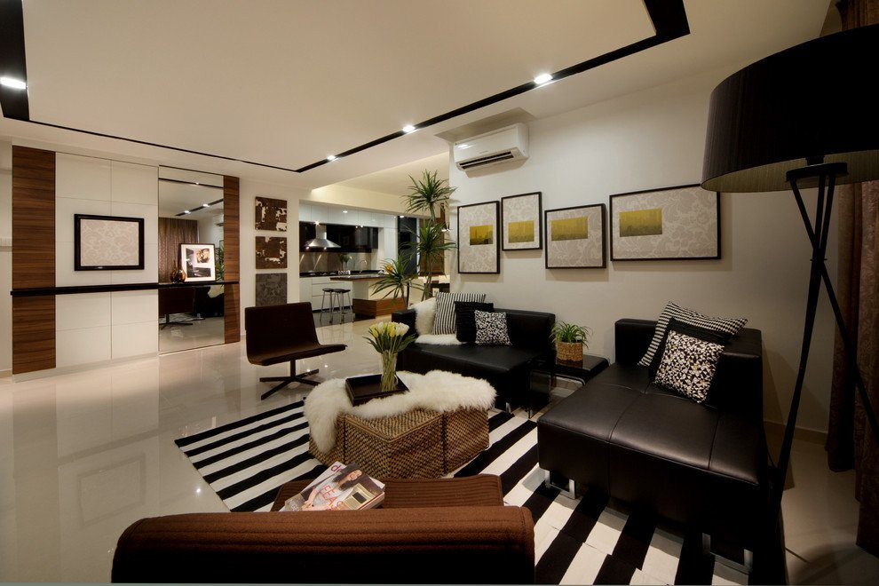 Modern Living Room Decorating Ideas Apartments 15 Modern Apartment Living Room Design Ideas