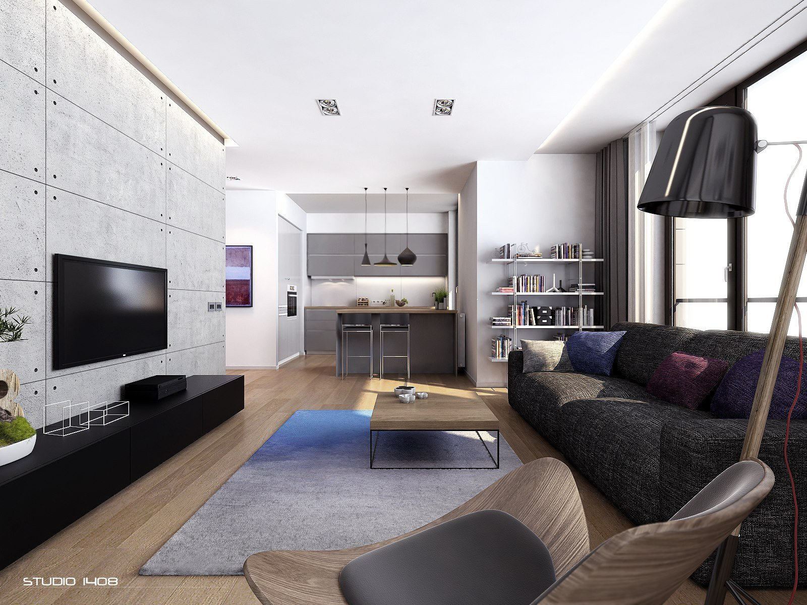 Modern Living Room Decorating Ideas Apartments Modern Apartment Interior Design