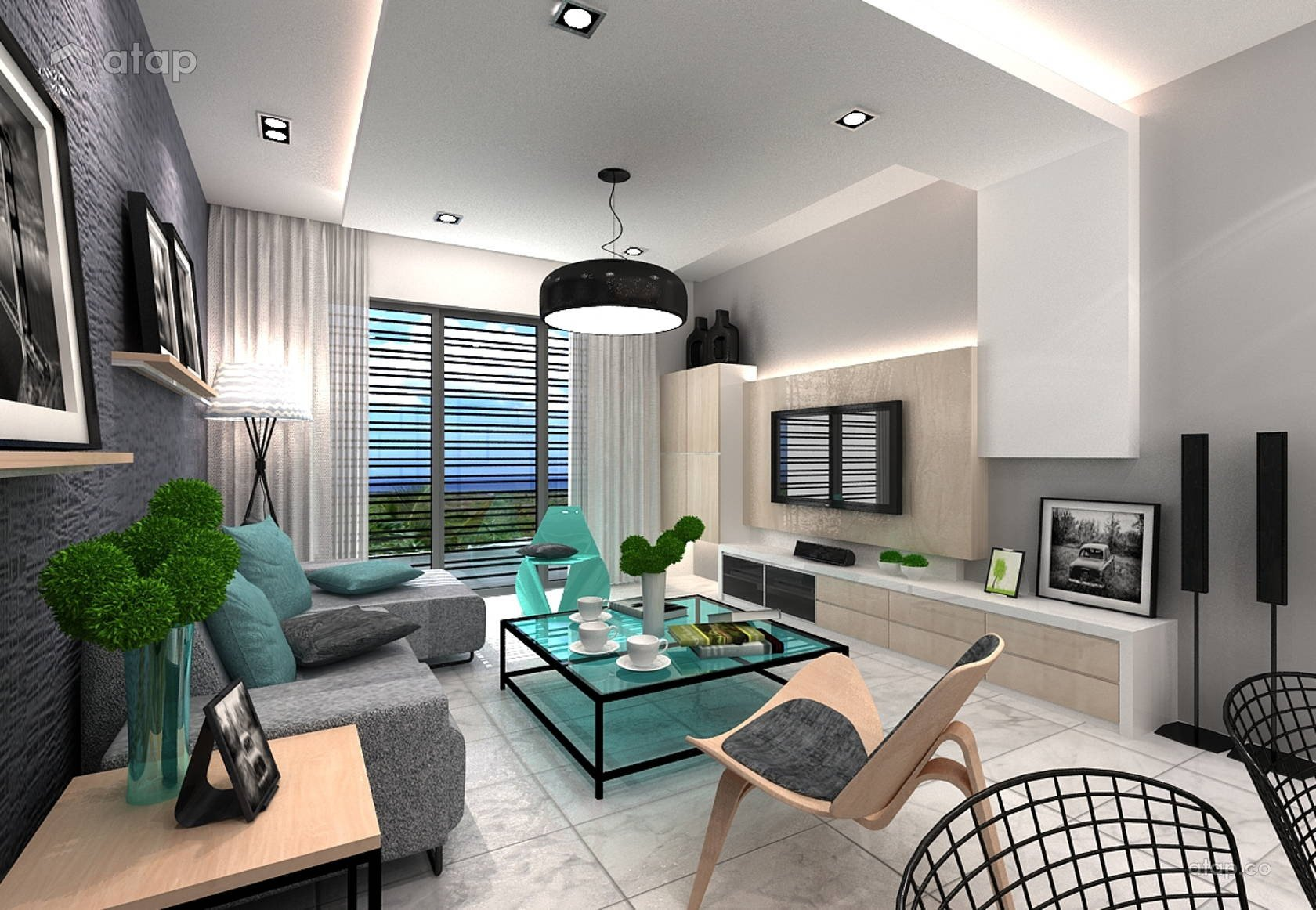 Modern Living Room Decorating Ideas Apartments Modern Living Room Apartment Design Ideas & Photos