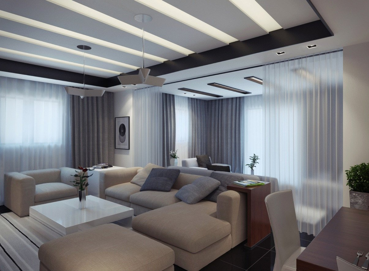 Modern Living Room Decorating Ideas Apartments Three Modern Apartments A Trio Of Stunning Spaces