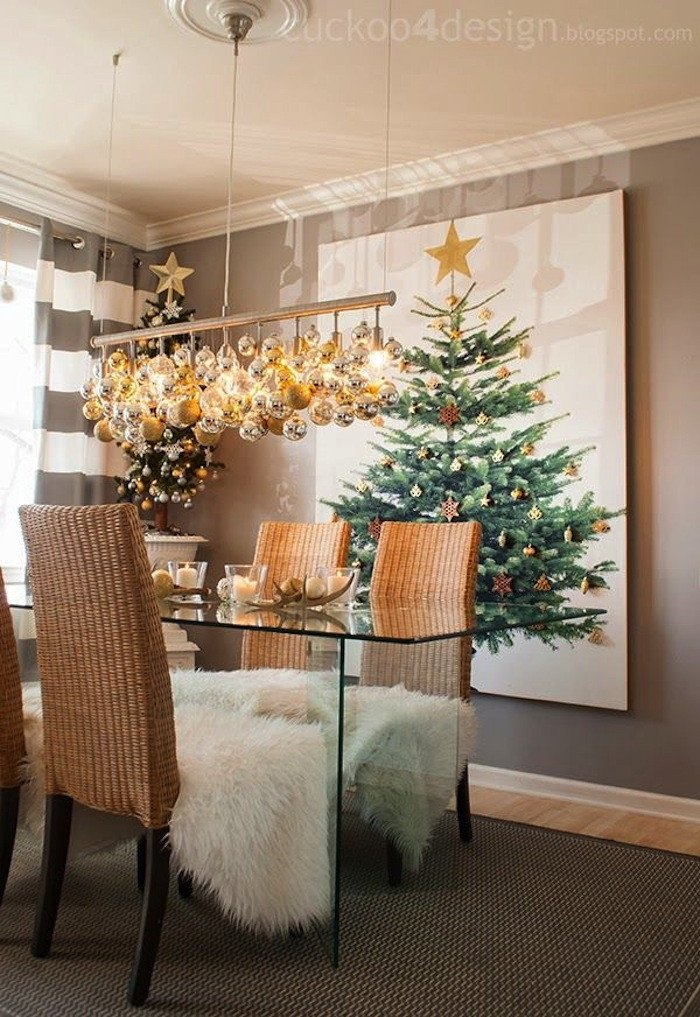 Modern Living Room Decorating Ideas Christmas 10 Modern Christmas Decorating Ideas