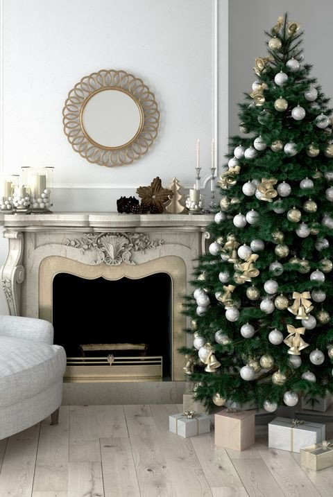 Modern Living Room Decorating Ideas Christmas 25 Stunning Christmas Living Rooms Holiday Living Room