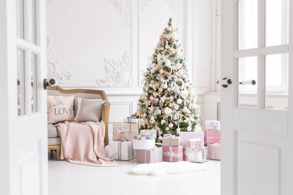 Modern Living Room Decorating Ideas Christmas Check Out top 26 Most Wonderful Modern Christmas Decor Ideas