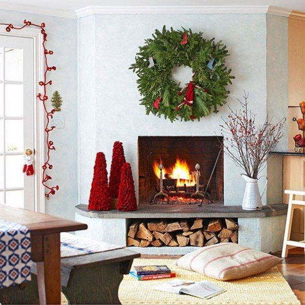 Modern Living Room Decorating Ideas Christmas Julen 4 Julpynt Och Inspiration För Julgranen