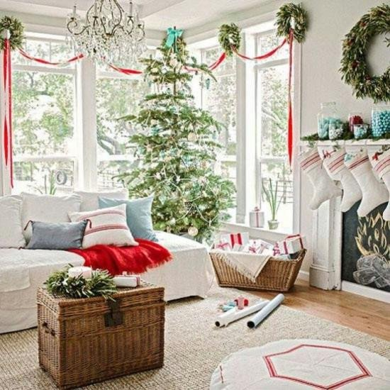 Modern Living Room Decorating Ideas Christmas Merry Christmas Decorating Ideas for Living Rooms and