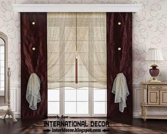 Modern Living Room Decorating Ideas Curtains 20 Best Modern Curtain Designs 2017 Ideas and Colors
