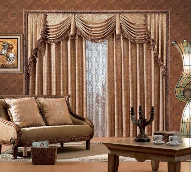 Modern Living Room Decorating Ideas Curtains 20 Modern Living Room Curtains Design