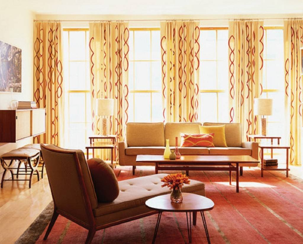 Modern Living Room Decorating Ideas Curtains 25 Cool Living Room Curtain Ideas for Your Farmhouse