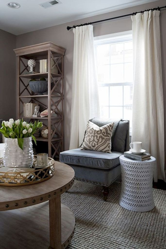 Modern Living Room Decorating Ideas Curtains 85 Modern Farmhouse Curtains for Living Room Decorating