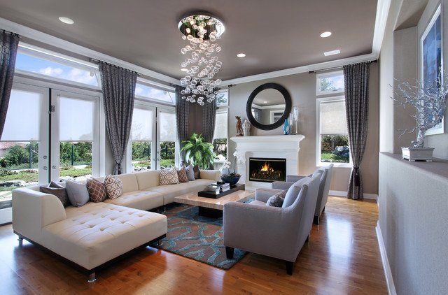 Modern Living Room Decorating Ideas Curtains Living Room Ideas with Contemporary Designs Twipik