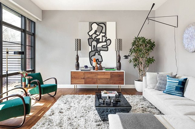 Modern Living Room Decorating Ideas Curtains Urban Modern Interior Design Defined Everything to Know