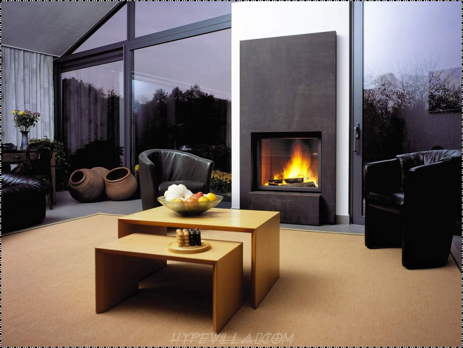 Modern Living Room Decorating Ideas Fireplace 25 Hot Fireplace Design Ideas for Your House