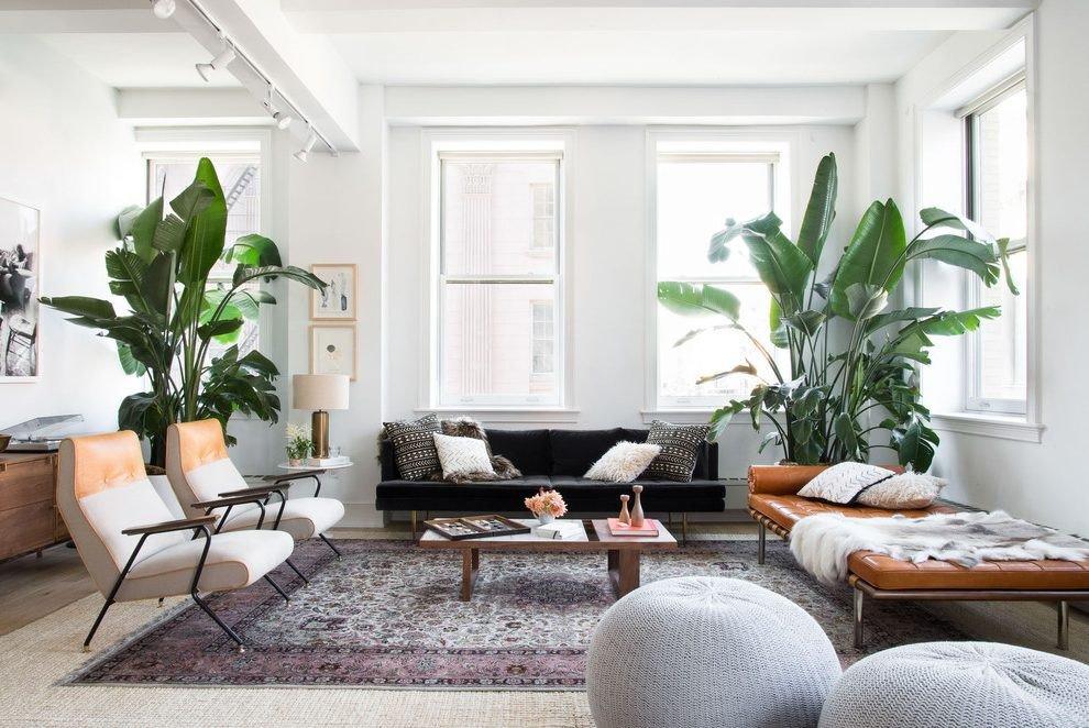 Modern Living Room Decorating Ideas Plant 7 Design Interior Rumah Minimalis Estetik Yang Nggak Bikin