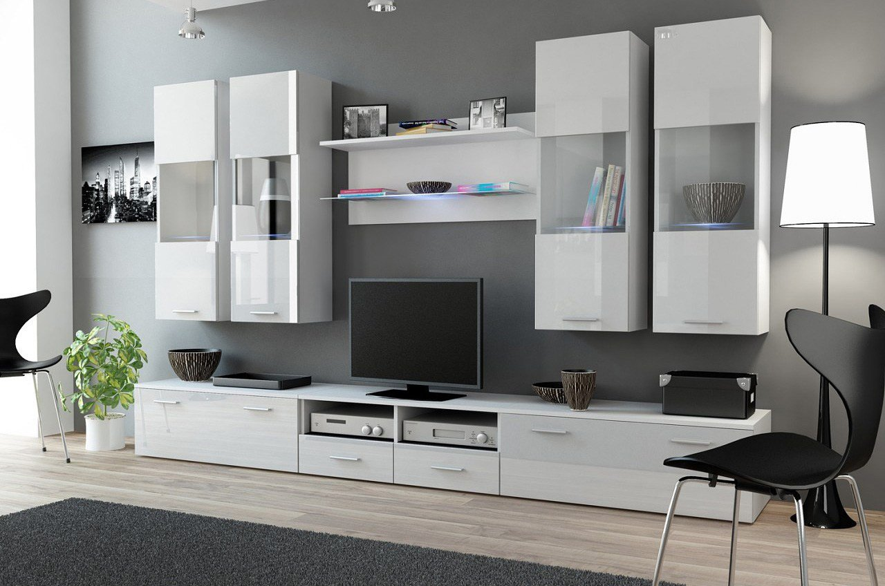 Modern Living Room Decorating Ideas Storage 91 Incredible High Gloss Living Room Furniture Uk
