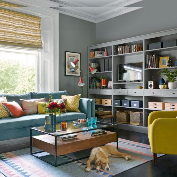 Modern Living Room Decorating Ideas Storage Living Room Ideas Designs and Inspiration