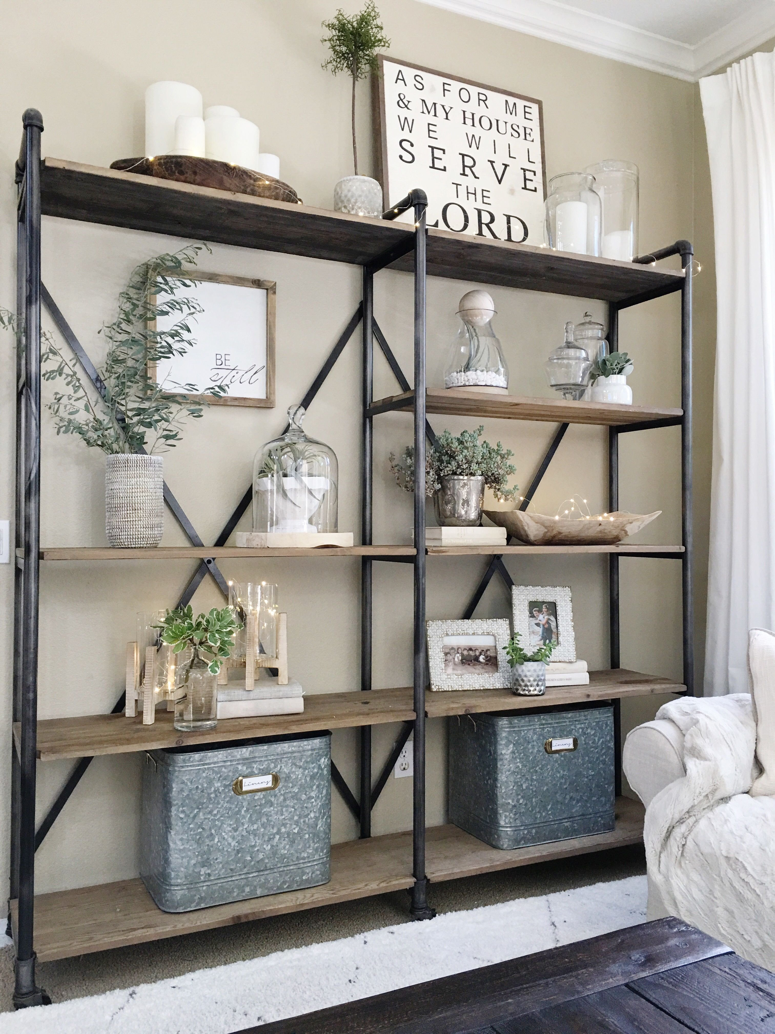 Modern Living Room Decorating Ideas Storage Simplified Shelves