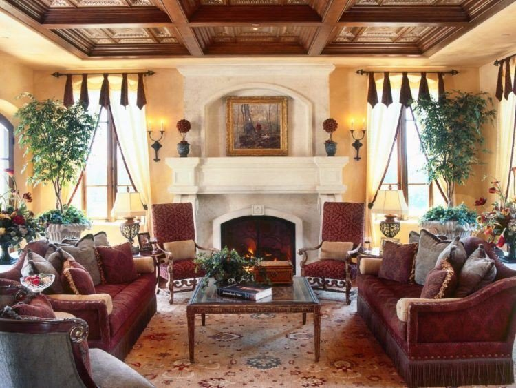 Modern Living Room Tuscan Decorating Ideas 20 Amazing Living Rooms with Tuscan Decor Housely