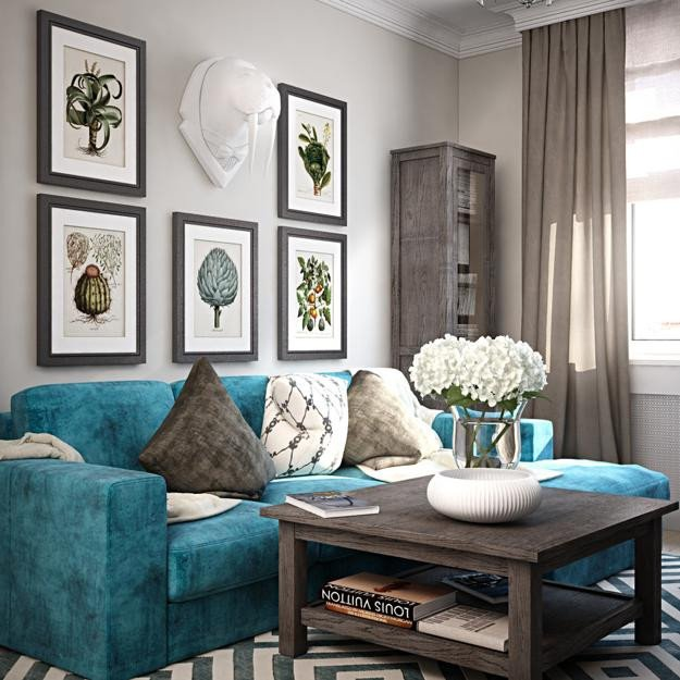 Modern Living Room Wall Decor 30 Modern Ideas to Accentuate Wall Design In Living Rooms
