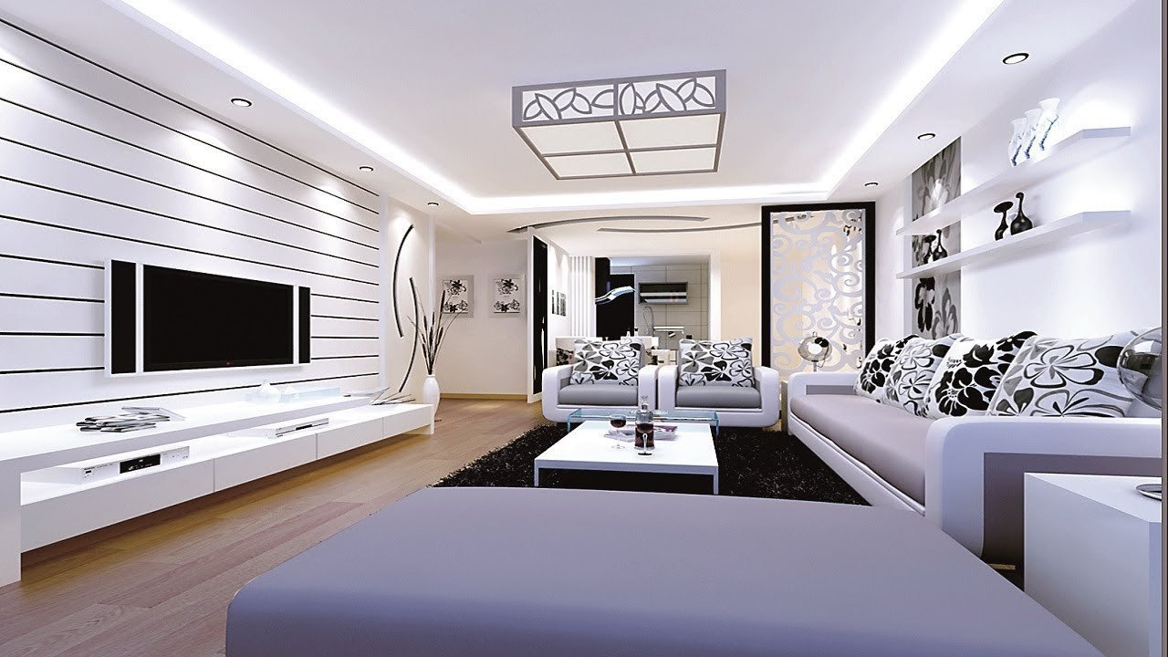 Modern Living Room Wall Decor New Living Room Designs Ideas 2018