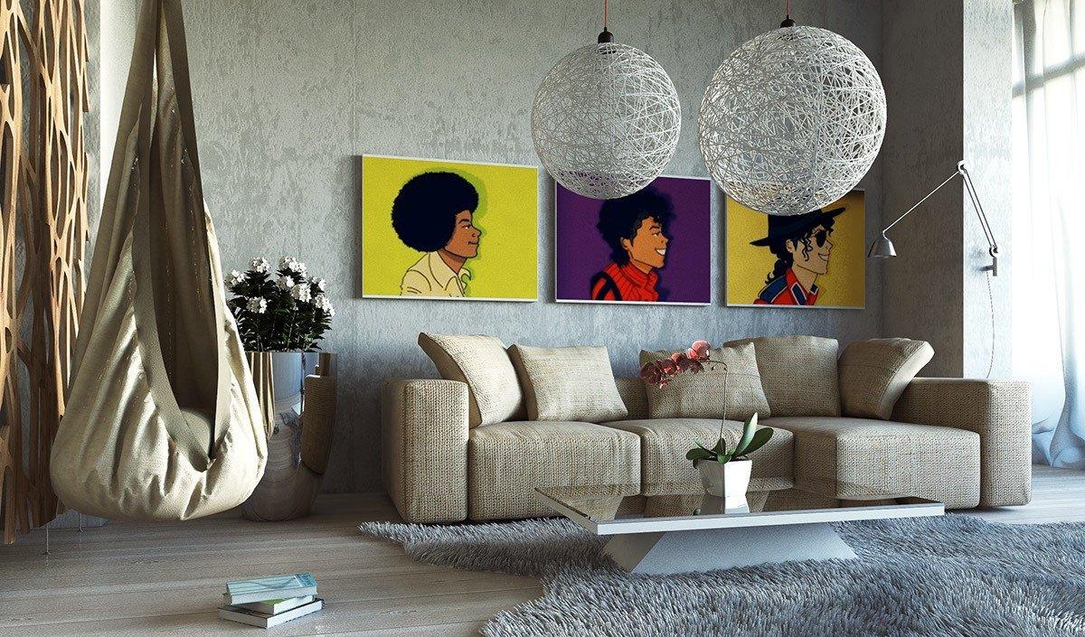 Modern Living Room Wall Decor Wall Art for Living Rooms Ideas & Inspiration