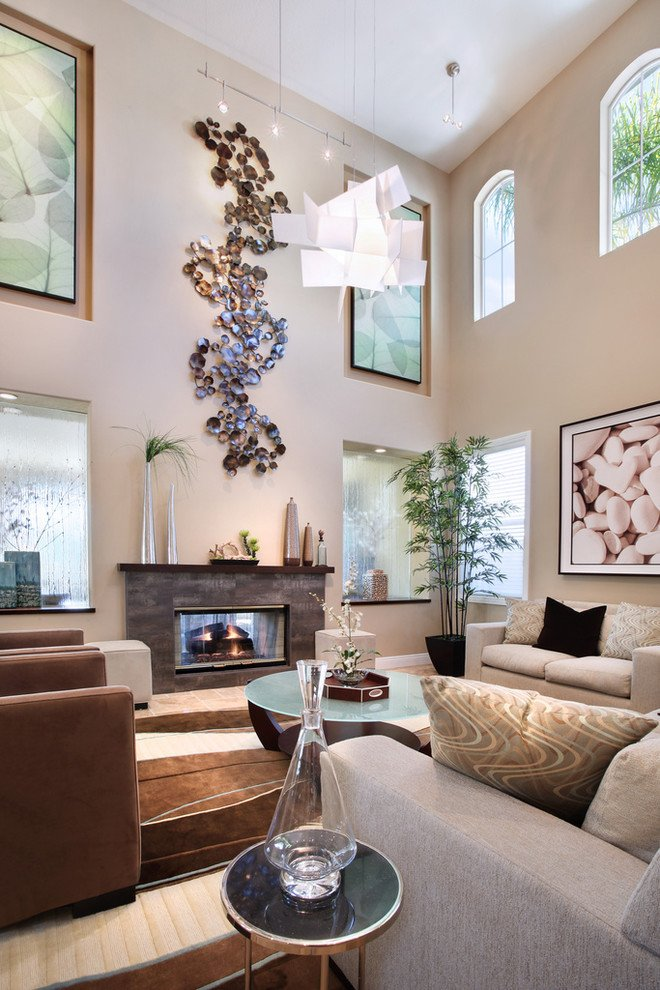 Modern Living Room Wall Decorating Ideas Fantastic Wall Decorating Ideas for Living Rooms to Try