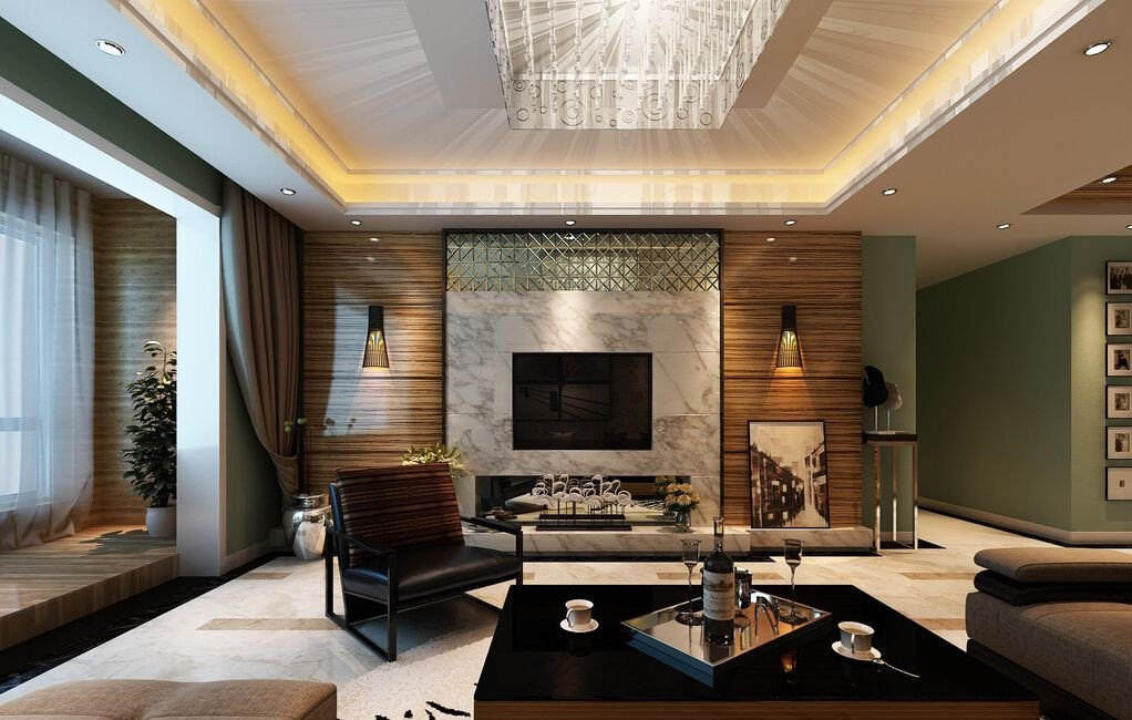 Modern Living Room Wall Decorating Ideas Wall Mount Sconce Lighting