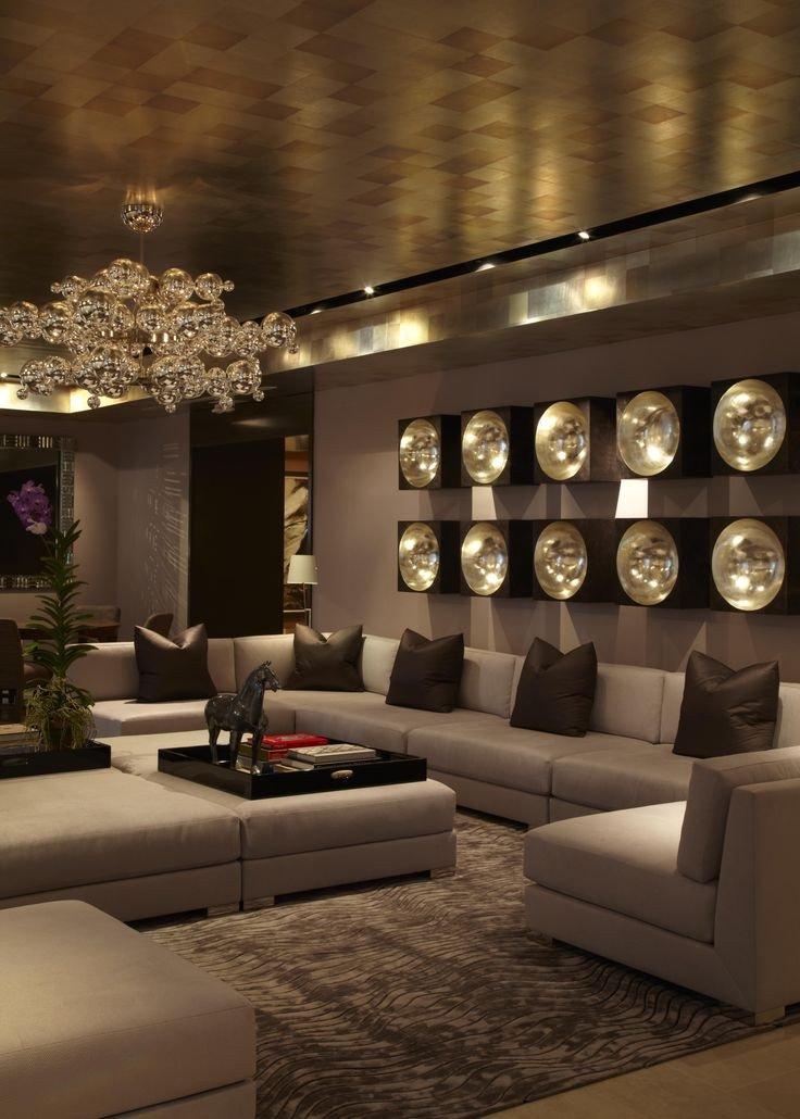 Modern Luxury Living Room Decorating Ideas 30 Luxurious Living Room Design Ideas