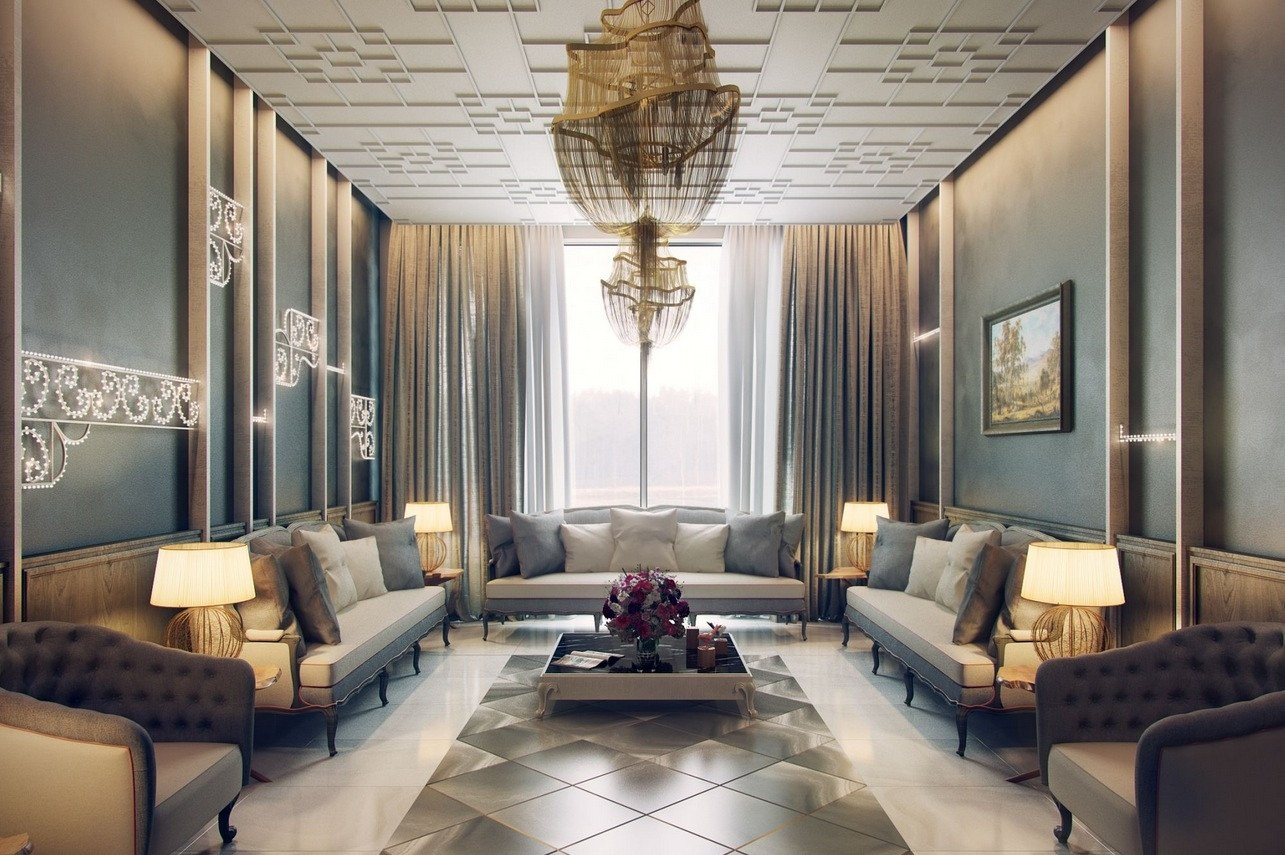 Modern Luxury Living Room Decorating Ideas Creative Design Ideas for Living Room with Luxury and