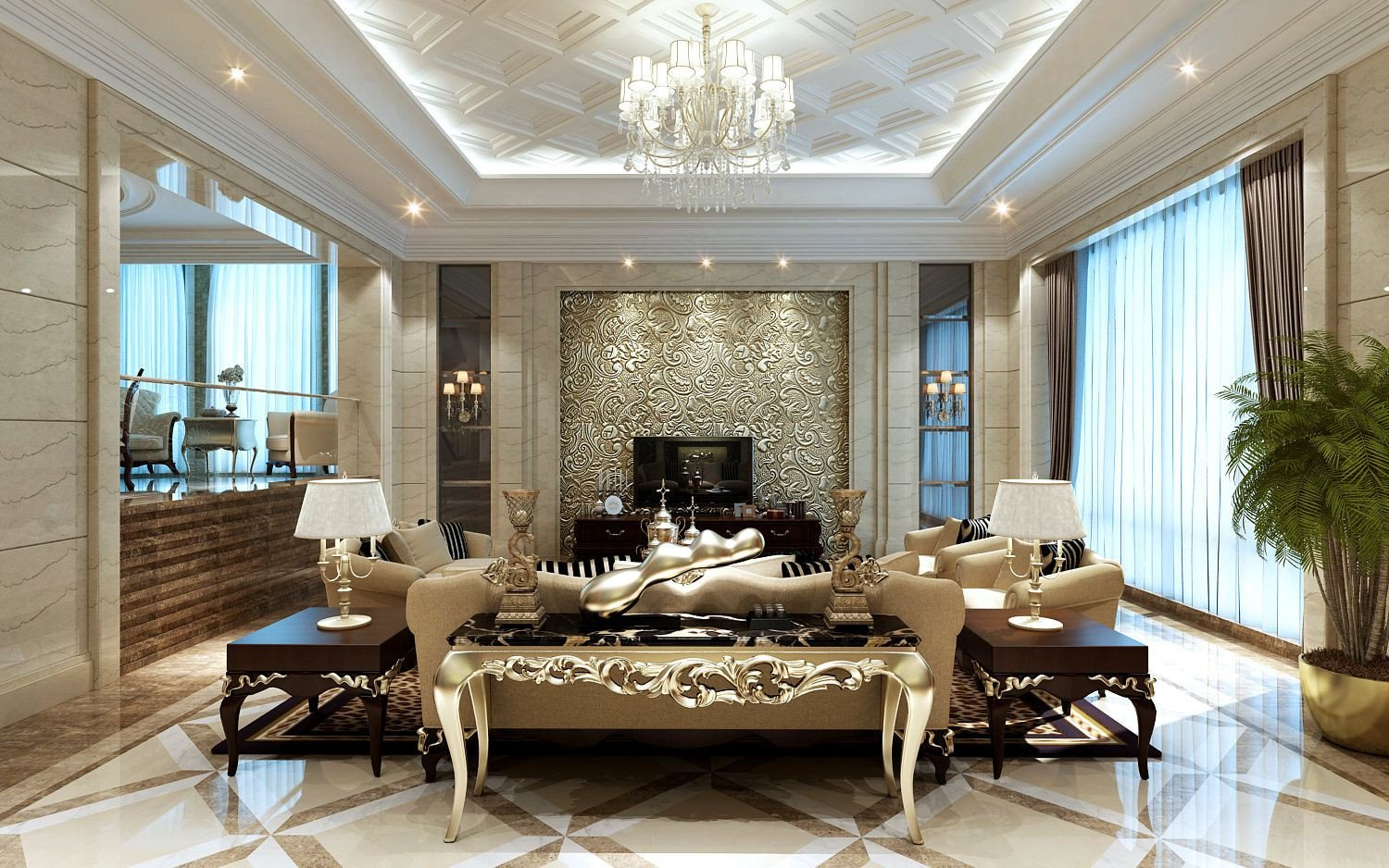 Modern Luxury Living Room Decorating Ideas Luxury Contemporary Living Rooms