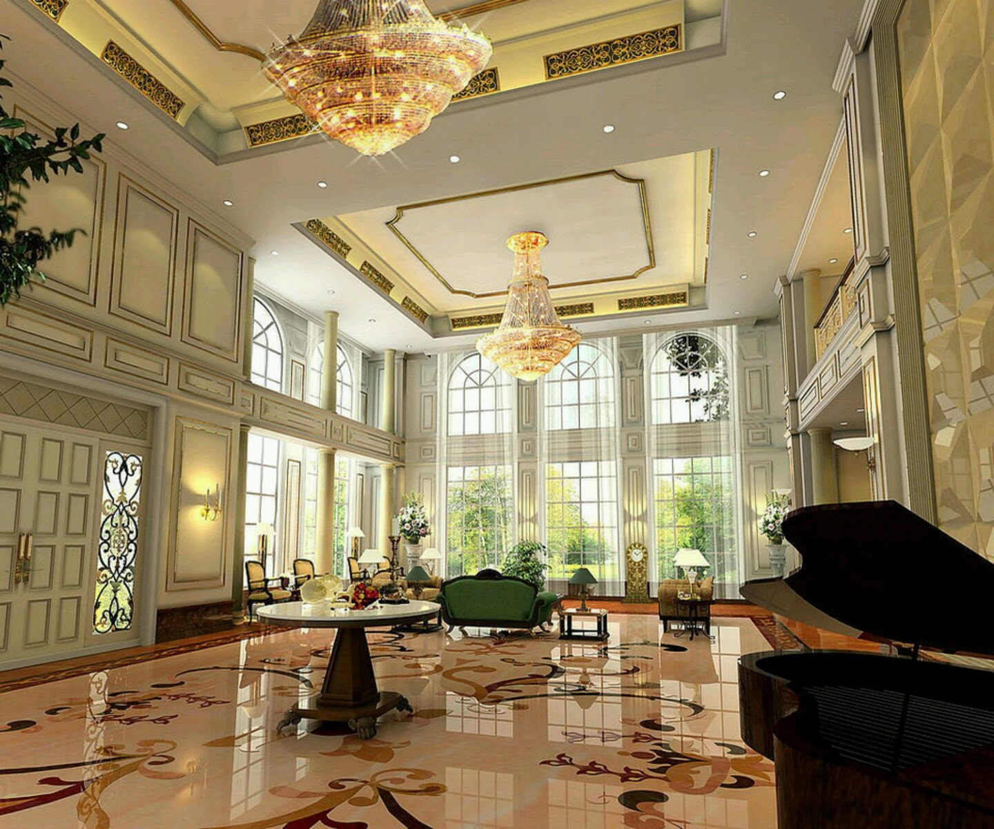 Modern Luxury Living Room Decorating Ideas New Home Designs Latest Luxury Living Rooms Interior