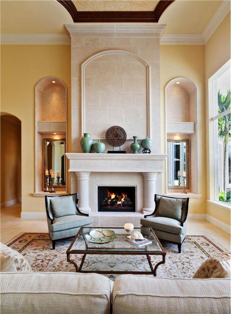 Modern Mediterranean Living Room Decorating Ideas Luxurious Mediterranean Living Room Design
