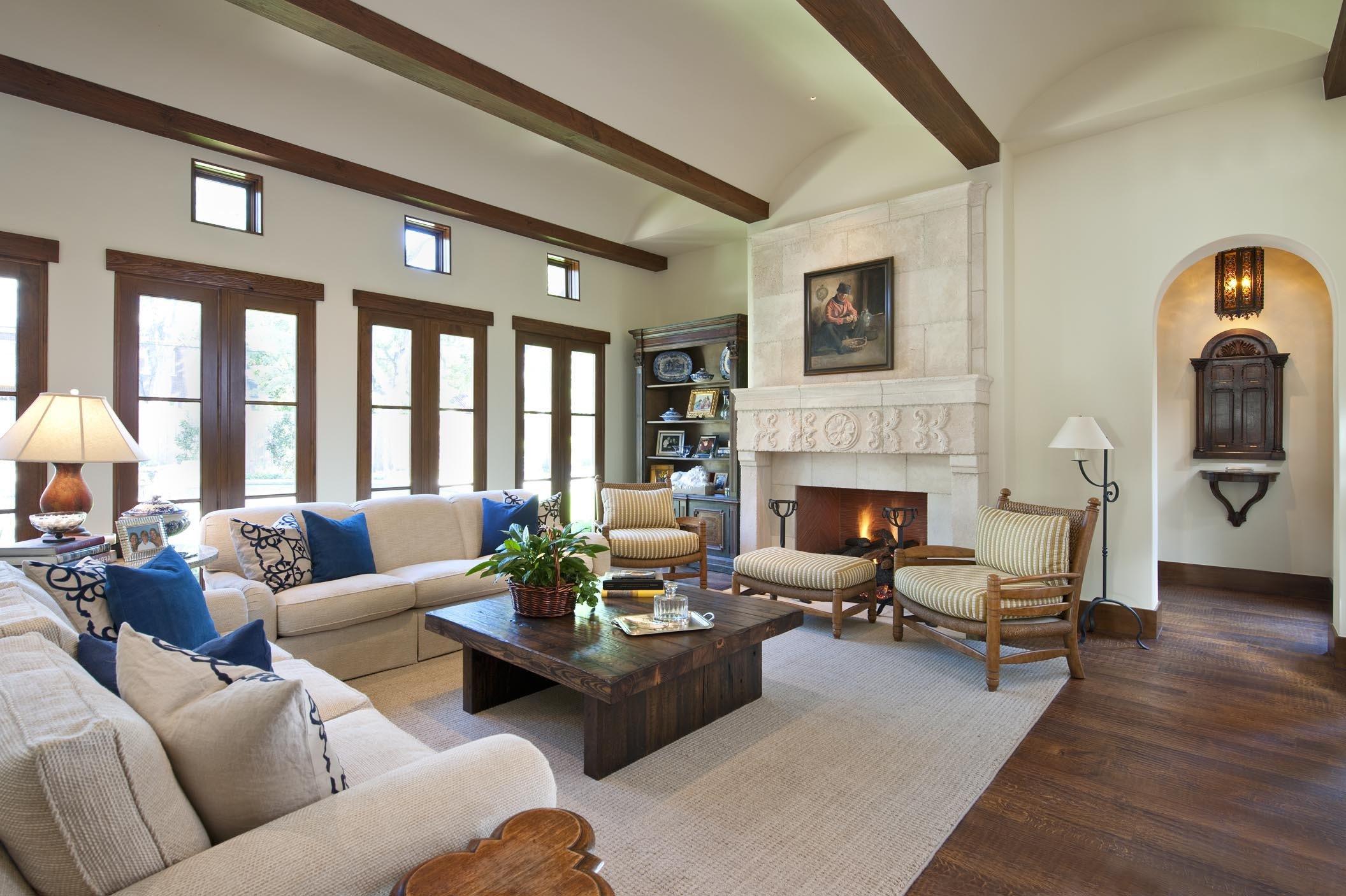 Modern Mediterranean Living Room Decorating Ideas Mediterranean Living Room Design with Relaxed Mood