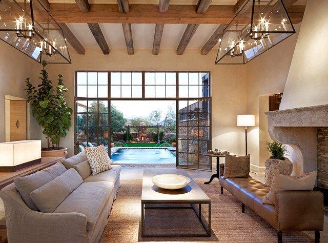 Modern Mediterranean Living Room Decorating Ideas Oz Architects Mediterranean Living Room Phoenix by