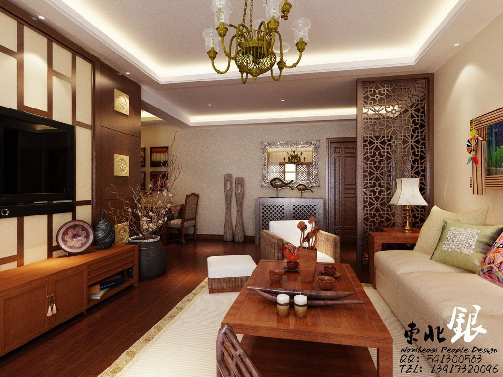 Modern oriental Living Room Decorating Ideas oriental Living Room Ideas