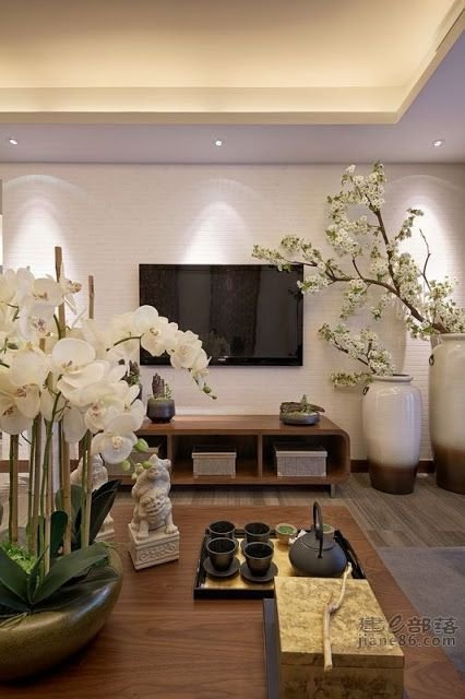 Modern oriental Living Room Decorating Ideas south Shore Decorating Blog Less Stress More Zen