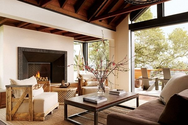 Modern Rustic Decor Living Room 25 Rustic Living Room Design Ideas for Your Home