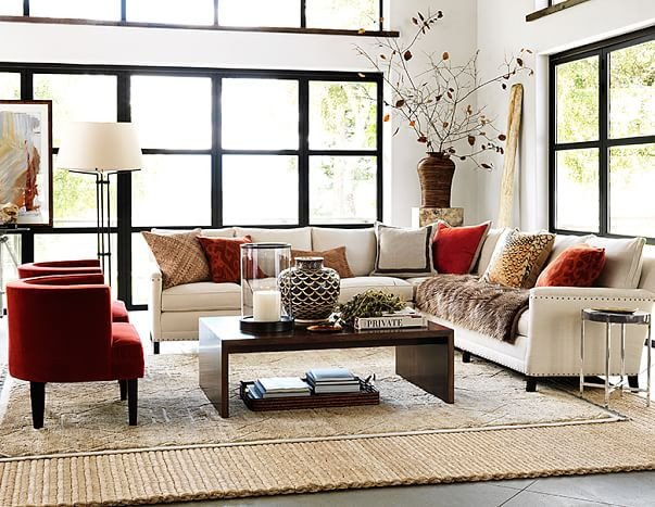 Modern Rustic Decor Living Room Rustic Modern Living Room Decor